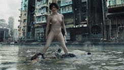 Scarlett Johansson plays The Major in 'Ghost in the