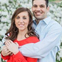 Engagements: Kathryn Ann Harris & William David Stanford