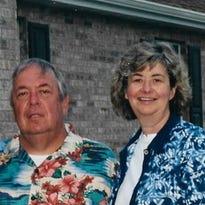 Anniversaries: Tom Beach & Joanne Beach