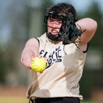 Delone Catholic's Maggie Rickrode showcases dynamic of Squirettes' softball