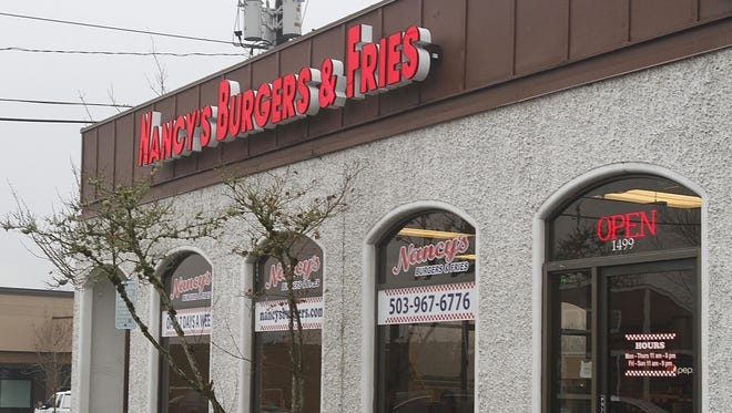 Nancy's Burgers & Fries, located at 1499 Edgewater St. NW, scored a perfect 100 on its semi-annual restaurant inspection July 26.