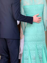 Will and Kate arrived to meet Indian prime minster