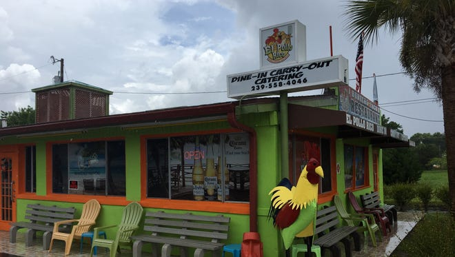 El Pollo Rico on Pine Island is known for the diversity of its menu which includes tacos, burritos, quesadillas plus hand-cut steaks, roast chicken and chicken pot pie.