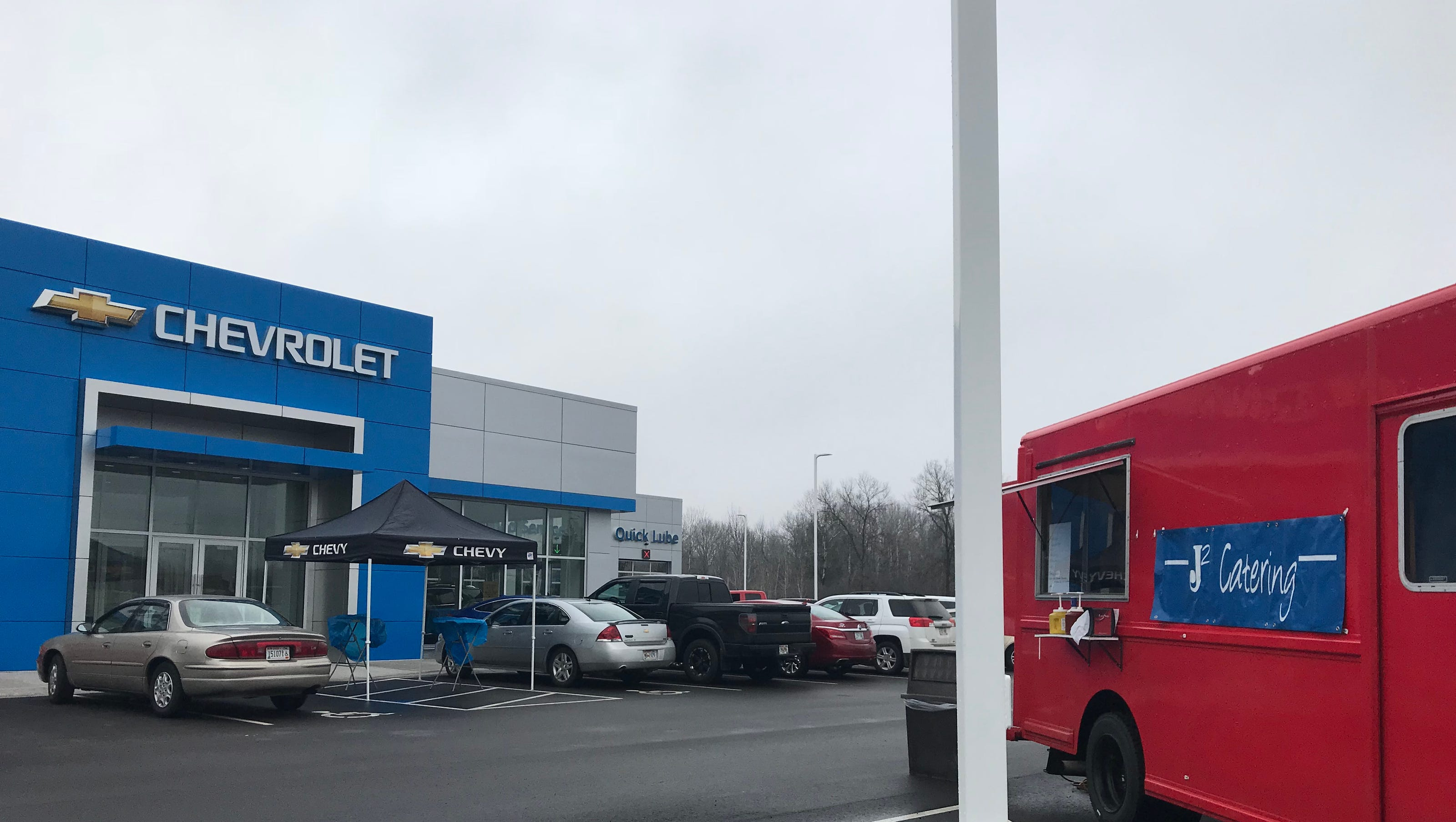 Streetwise YPWeek events Wheeler s Chevrolet