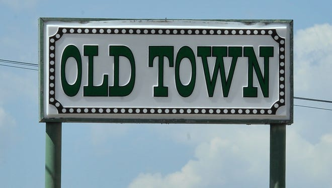 Old Town Saloon located in the 4100 block of Call Field Road.