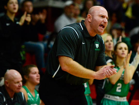 Margaretta's Eric Kochendoerfer earned coach of the year status in Division III.