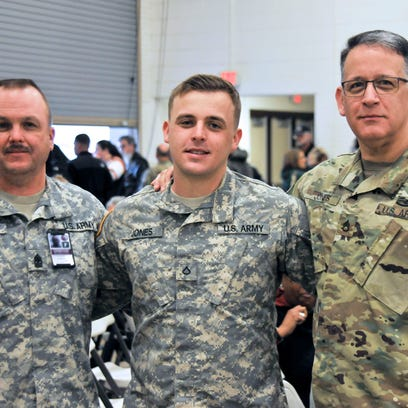 National Guardsman from AC deploys for first overseas tour