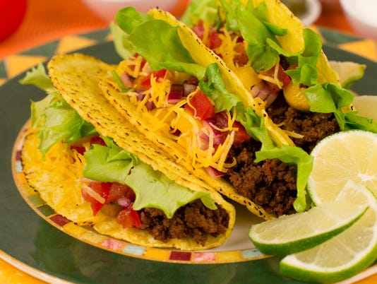 Taco cook off Tuesday