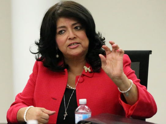 Norma Chavez was a candidate for the 16th Congressional