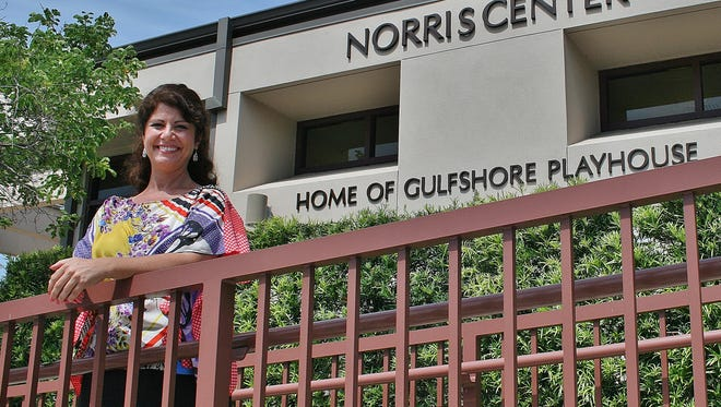 Kristen Coury, founder and producing artistic director of Gulfshore Playhouse