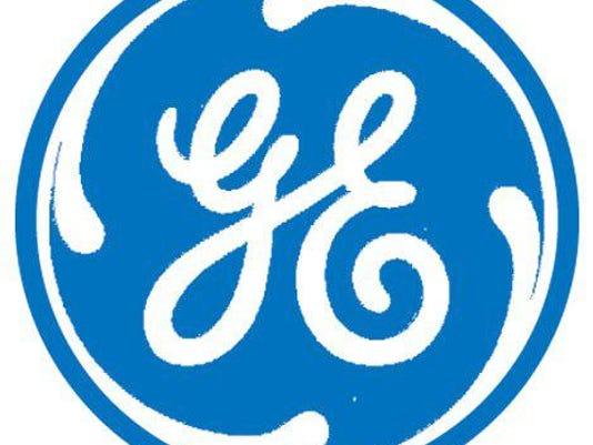 Title: GE logo