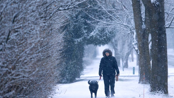 Some parts of Wisconsin have already gotten a taste of winter. For others, the first significant blast is upon us.