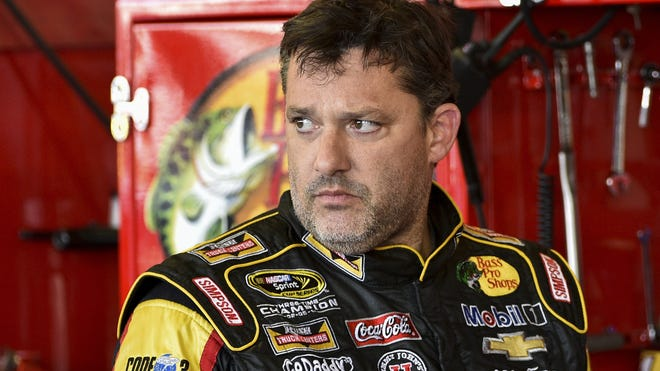 "Tony Stewart struck and killed Kevin Ward Jr., 20, a sprint car driver who had climbed from his car and was on the track trying to confront Stewart during a race at Canandaigua Motorsports Park in upstate New York on Saturday night. Ontario County Sheriff Philip Povero said his department's investigation is not criminal and that Stewart was ""fully cooperative"" and appeared ""very upset"" over what had happened."