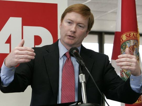 Florida Commissioner of Agriculture Commissioner Adam Putnam was one of the featured speakers at the Brevard Republican Executive Committee's 2016 Lincoln-Reagan Dinner on April 14.