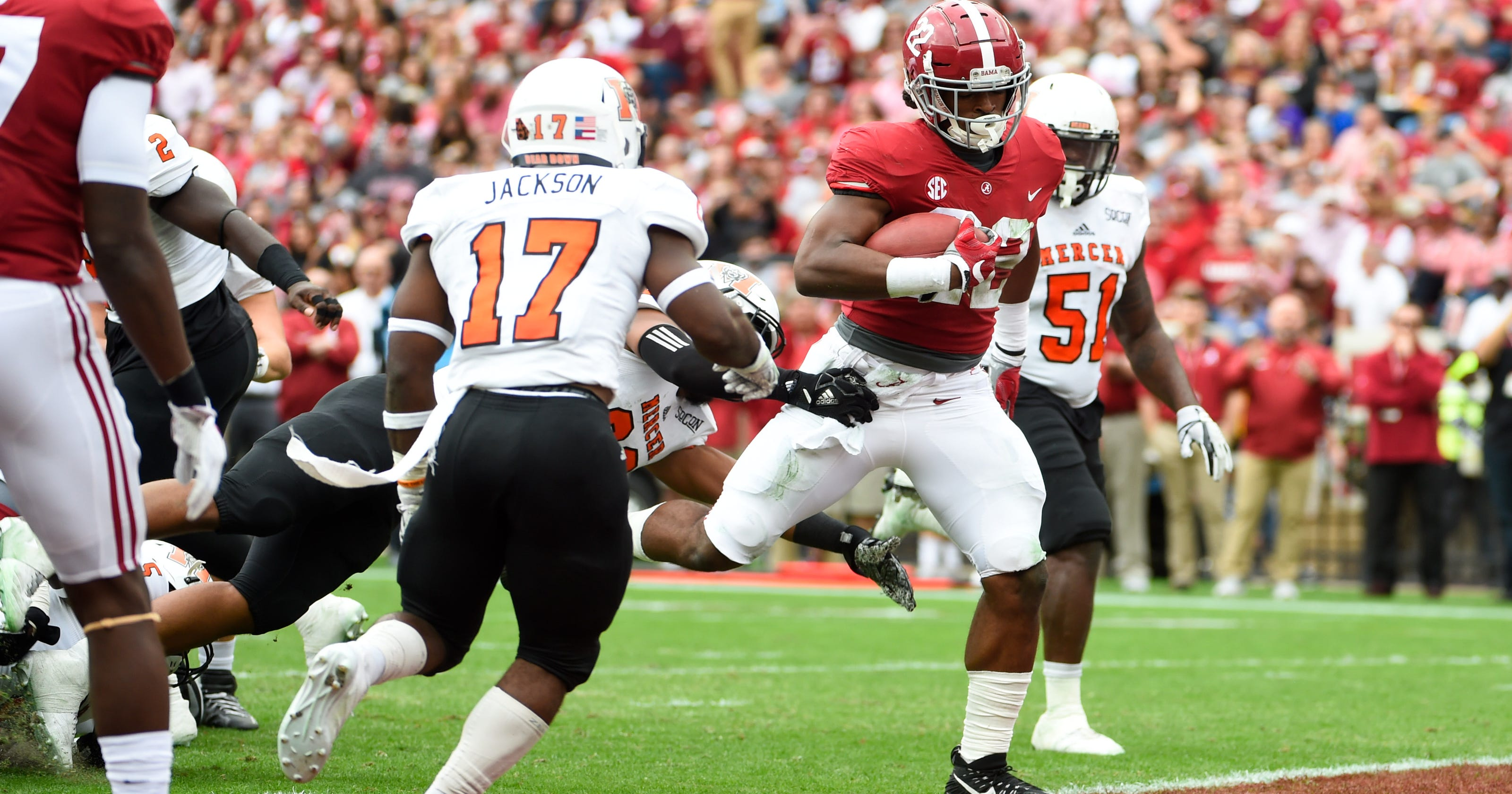 College Football Playoff field is set  Alabama joins Clemson 629953780