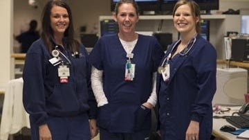 TriHealth Bethesda North emergency room Nurses