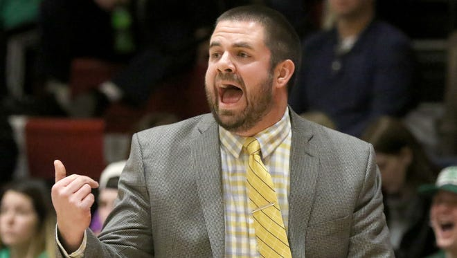 Jeff Worzella's teams compiled a 77-26 record in his four seasons at DSHA.
