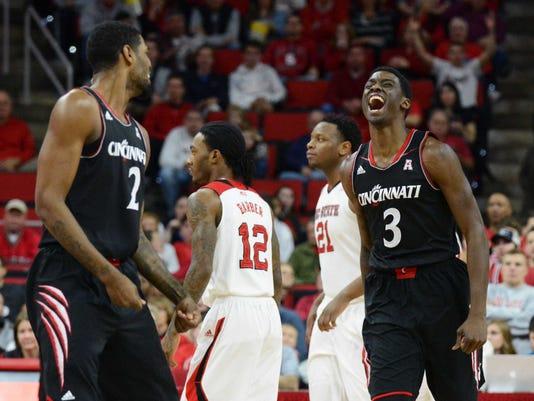 NCAA Basketball: Cincinnati at North Carolina State