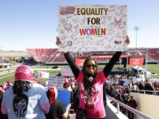Women's March: Power to the Polls - Las Vegas