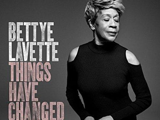 "Bettye LaVette's new album, ""Things Have Changed."""