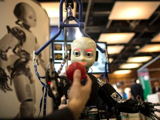 AP Pew Robot Labor