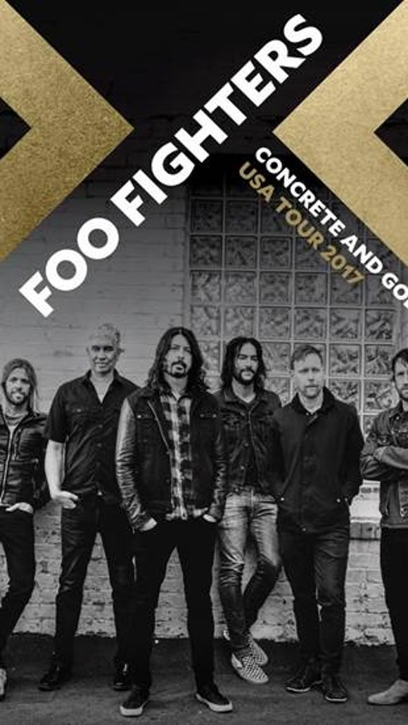 foo fighters announce fresno concert