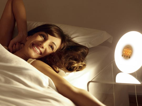 Simulating an increasingly bright sunrise, the Philips Wake-Up Light replaces that startling buzzer with an alternative to get you out of bed on the right foot.