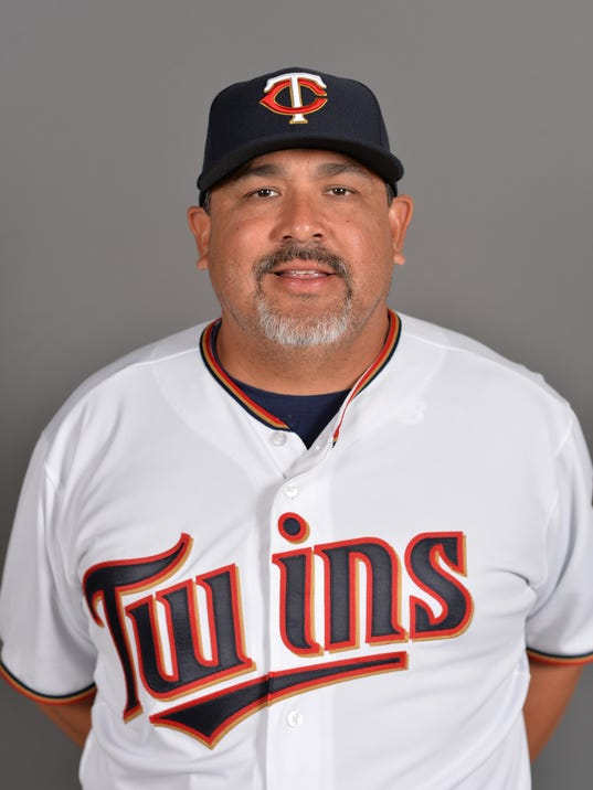 MN Twins Pull Prank On Pitching Coach Guardado