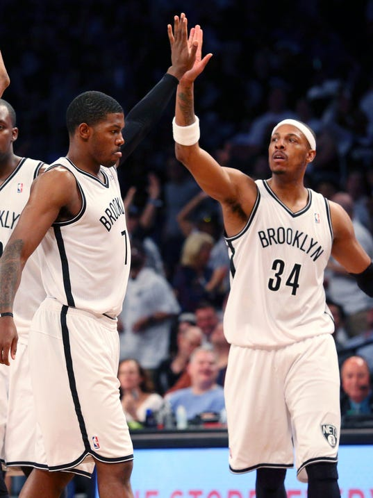 2014-05-10 Joe Johnson Paul Pierce