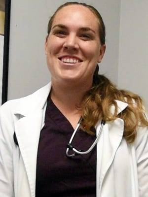 Veterinarian Alicia Hatch is the medical director for Southern Pines Animal Shelter, Spay and Neuter Clinic