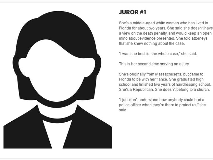 Juror #1