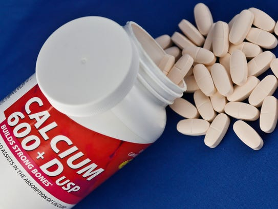 Even calcium and vitamin supplements might interact