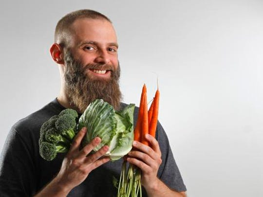 High school guidance counselor John Newbold is taking part in the Indy 3-Month Fit Challenge. Star reporter Dana Benbow will follow Newbold as he tries to achieve his goal of eating at least a vegetable a day for the next three months.