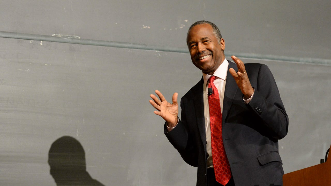 Ben Carson: Trump's pick for housing secretary