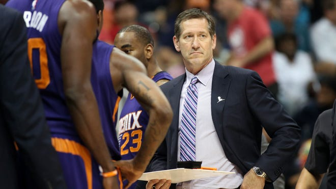 Phoenix Suns coach Jeff Hornacek insinuated Thursday that he would not rule out an opportunity to coach at his alma mater, should Fred Hoiberg become the coach of the Chicago Bulls.