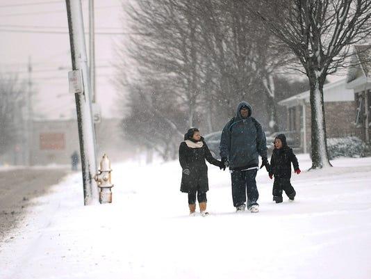 AP SNOW ADVISORIES PENNSYLVANIA A WEA USA PA