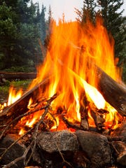 Be sure to check the fire restrictions if you plan
