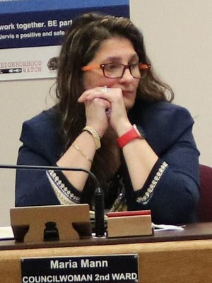 Second Ward Councilwoman Maria Mann suggested a new strategy for selling the city-owned building at 29-31 Front St.