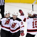 Boucher now an ex-Devil, claimed off waivers by Preds