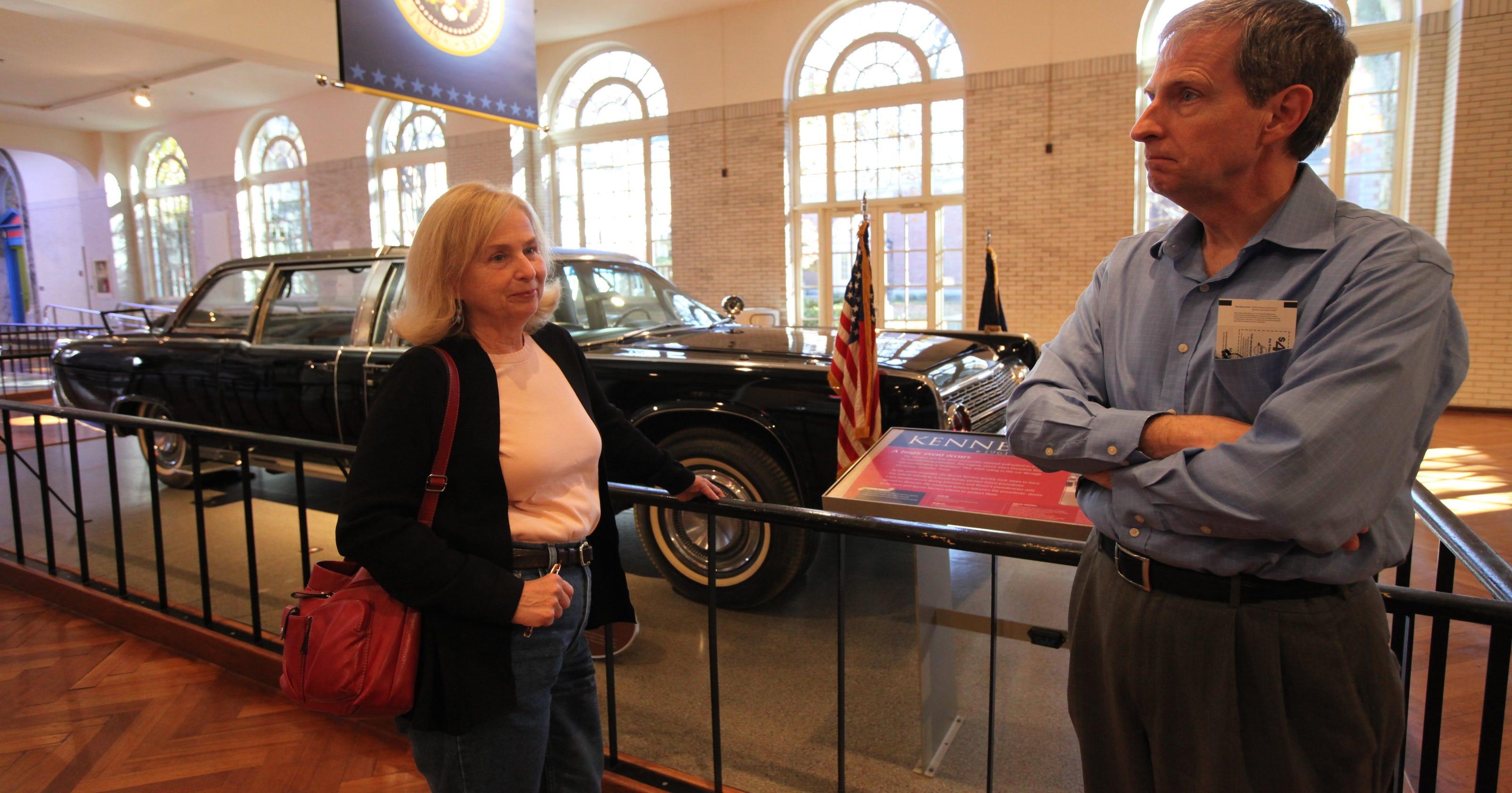 JFK's limo an enduring symbol of dark day