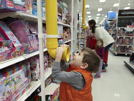 Retailers scramble for toy sales without Toys 'R' Us