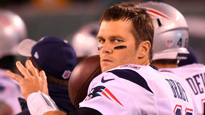 Is Tom Brady the top quarterback in the NFL?