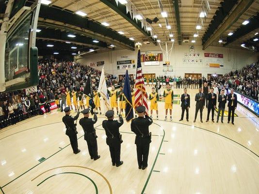 Sienna vs. Vermont Men's Basketball 12/29/15