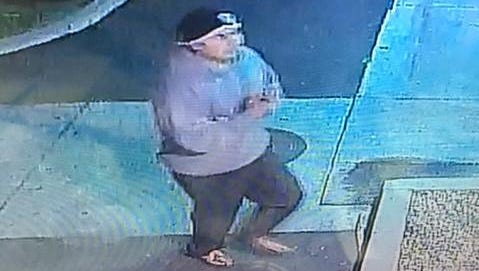 Santa Paula Police Department are seeking help in identifying the suspect in a March 15 vandalism case at a Jack in the Box.