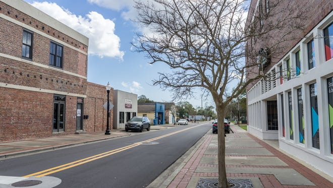 The historic Belmont-DeVilliers district exemplifies the type of walkable, urban design Pensacola's Community Redevelopment Agency hopes to achieve with its proposed guidelines.