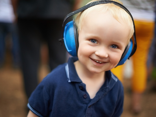 Infants and children's auditory systems are more vulnerable than adults, so be sure to provide them ear protection so they can enjoy the fireworks show at a comfortable volume.