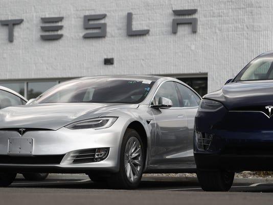 2018 Tesla Model 3,X,r m