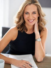 Author Lauren Weisberger.