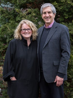 Lori and Michael Mitrick are the co-chairs of the York County Literacy Council's 9th annual Literacy Empowerment Campaign.