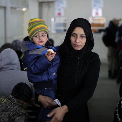 America must not turn its back on refugees